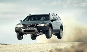 Власть шведских SUV
