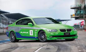 ALPINA показа ограниченную версию купе BMW