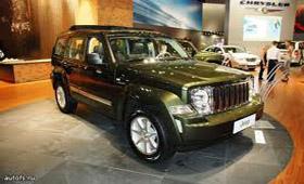 Chrysler, Jeep и Dodge  на ММАС