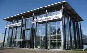В Москве открылся «Мерседес-Бенц-Измайлово»