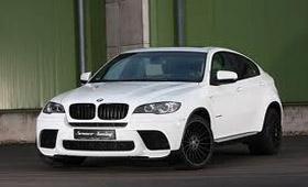 BMW X6 ОТ SENNER TUNING