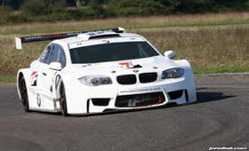 BMW 1-SERIES M COUPE от GLOBAL CONCEPT AUTOMOBILE