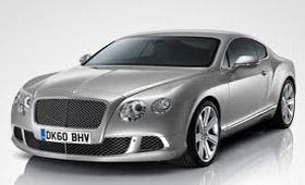 Встречайте 2012 Bentley Continental GT Interior Design