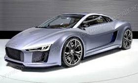Audi планирует обновление своего суперкара R8