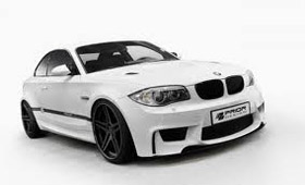 BMW 1-Series или альтернатива BMW 1M Prior-Design