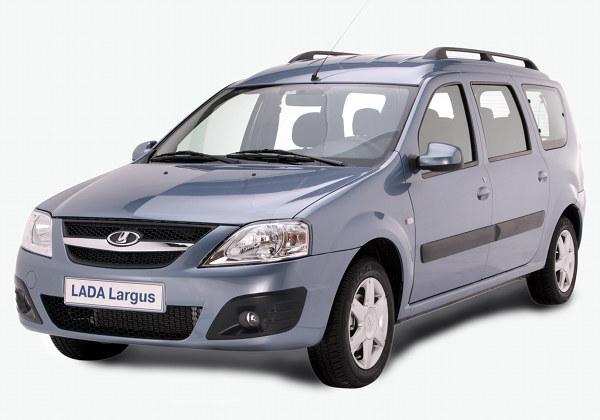 История ВАЗ: модель Lada Largus