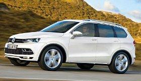 Объявлено об будущем появлении второго поколения кроссовера Volkswagen Tiguan