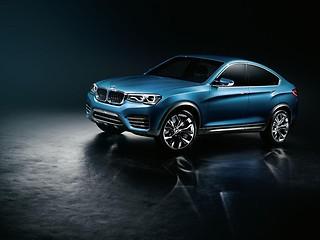 Серийное производство BMW X4