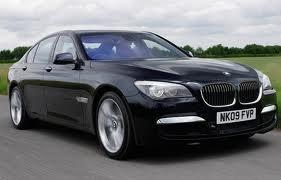 BMW 7-Series получит цифровую панель приборов и дизель с турбонаддувом