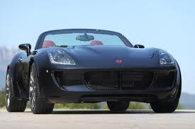 Испанский спорткар «Tauro V8 Spider»