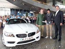 Более десяти миллионов посетителей побывали в комплексе BMW Welt
