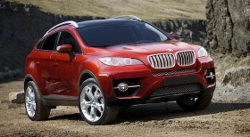 Кроссовер BMW X4 получит М версию
