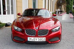 Новый BMW Z4 Zagato Coupe