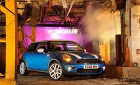 Мотор MINI Cooper S самовозгорается