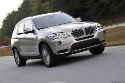 У BMW X3 появится «бюджетная» комплектация