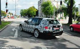 В сеть попали шпионские фотографии BMW 3-Series Sports