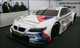 Грожан оказался на тестах BMW DTM