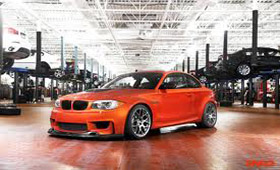 BMW 1-SERIES M COUPE от IND