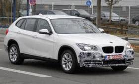 BMW X1 получил рестайлинг