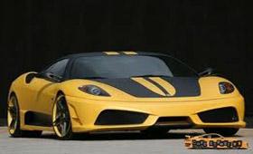 Novitec Rosso показал спортинвый Edizione Special на базе Ferrari 430 Scuderia