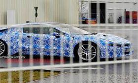 В сети появились шпионские фото BMW i8
