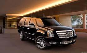Cadillac Escalade - джип для патриархов и министров