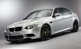 BMW М3 - самая прыткая в M-серии