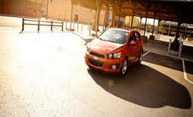 Chevrolet снабдит свои авто эко-этикетками