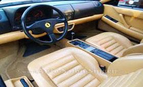 """За стеклом"" Ferrari 512"