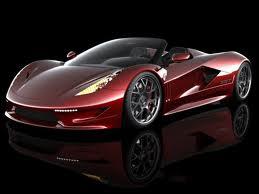Самый быстрый автомобиль в мире от Genty