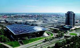 BMW организовал экскурсию с посещением мюнхенского автозавода