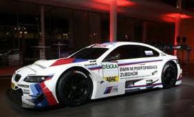 Баварцы представили BMW M3 DTM