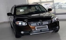 Близнец BMW X1 из Китая появится уже в этом году