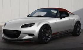Mazda продемонстрировала несколько концептуальных авто
