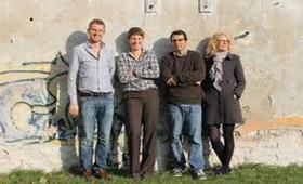 BMW Guggenheim Lab представила берлинскую команду