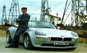 В Британии пройдет выставка автомобилей агента 007