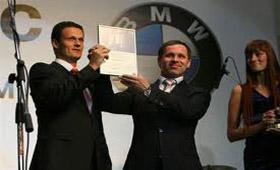 """Определена """"Леди BMW - 2011"""""""