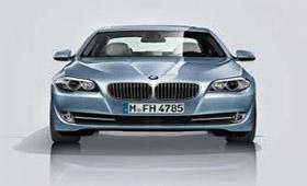 Новый гибридный седан от BMW