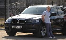 Тищенко пока не продал свой «президентский» BMW