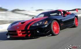 В Лагуна Сека Dodge Viper SRT10 ACR снова стал рекордсменом