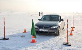 Автолюбительница на BMW 325 - «Королева дорог»