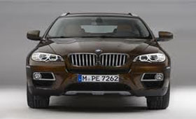 В сети есть первые фото BMW Х6М и X6