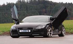 Audi TT – имя, которое накладывает обязанности