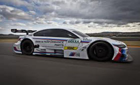 Puma - официальный партнер BMW Motorsport