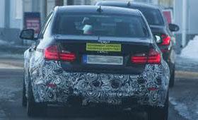 Новый BMW M3 дебютирует в следующем году