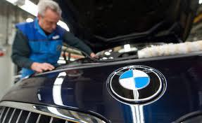 BMW отзывает почти десять тысяч машин из-за возможного возгорания