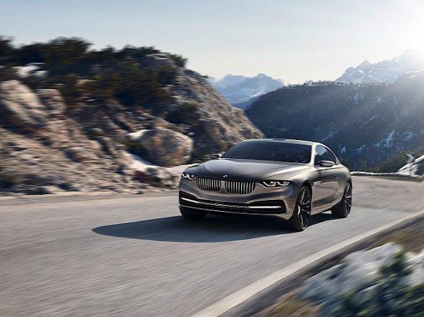 Новое купе BMW 8 серии станет серийным