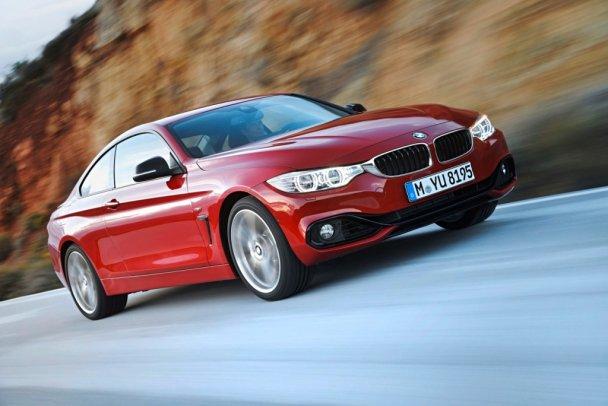 Новое серийное купе от BMW