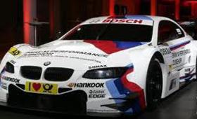 BMW M3 DTM поделился деталями BMW M3 DTM Concept