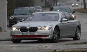BMW производит испытания электрического флагмана